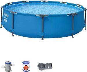 Tubular Steel Pro Max piscina bestway