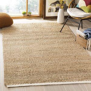 alfombra de yute safavieh