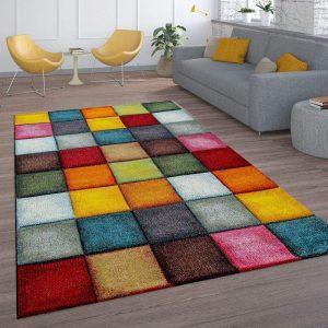alfombra de salón paco home