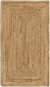 alfombra de yute hamid