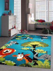 alfombra para niños traum