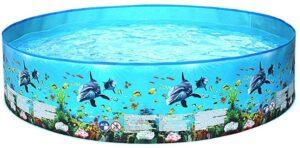 arbitra piscina pequeña