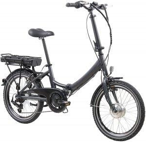 bicicleta eléctrica plegable f.lli schiano