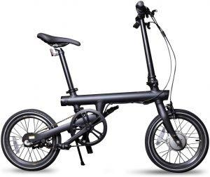 bicicleta eléctrica plegable xiaomi