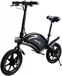 bicicleta eléctrica plegable urban glide