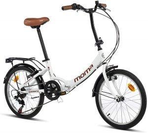 bicicleta plegable recomendada