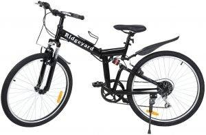 bicicleta plegable ridgeyard