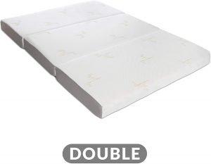 colchón plegable recomendado