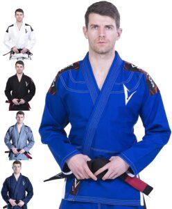 kimono judo vector sports