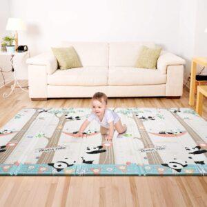 alfombra para niños bammax