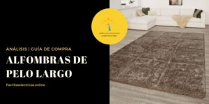 mejores alfombras de pelo largo