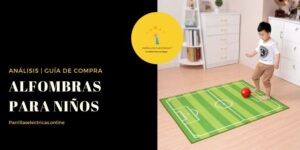 mejores alfombras para niños