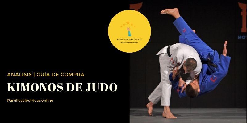 mejores kimonos de judo