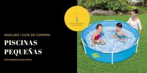 mejores piscinas pequeñas