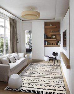 ommda alfombra lavable