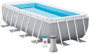 piscina rectangular recomendada