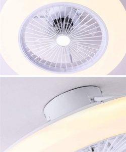 slz ventilador de techo con luz