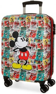 maleta disney mickey