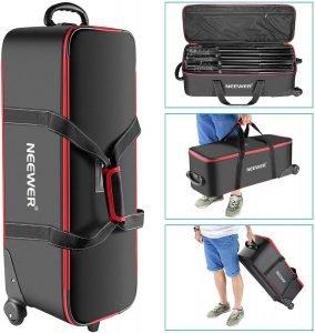 maleta neewer con ruedas