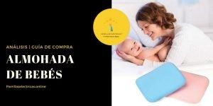 mejores almohada de bebés