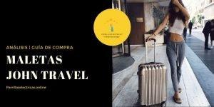 mejores maletas john travel