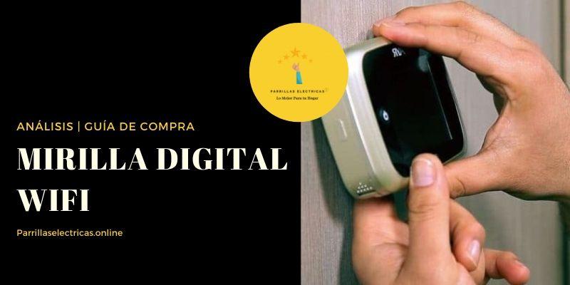 mejores mirilla digital wifi