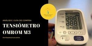 tensiómetro omrom m3
