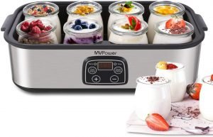 mvpower yogurtera