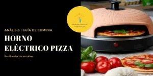 horno electrico para pizza