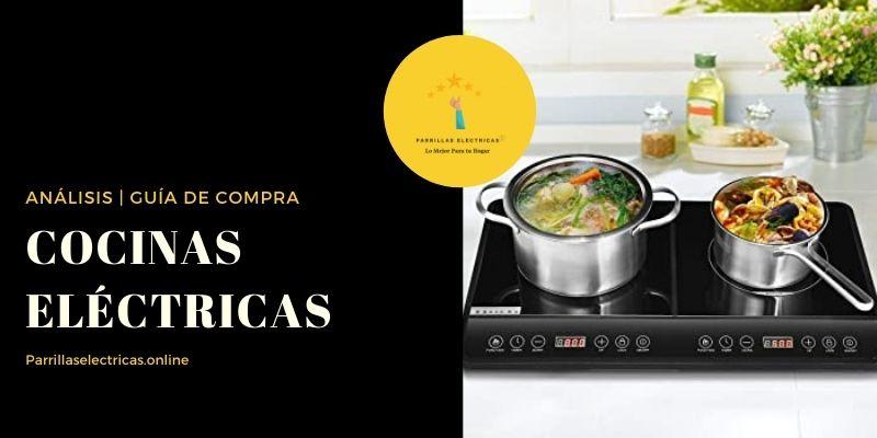 mejores cocinas eléctricas
