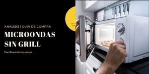 mejores microondas sin grill
