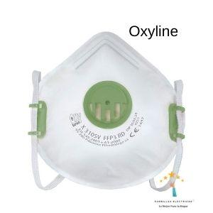 mascarilla ffp3 oxyline