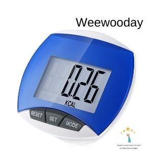podometro weewooday
