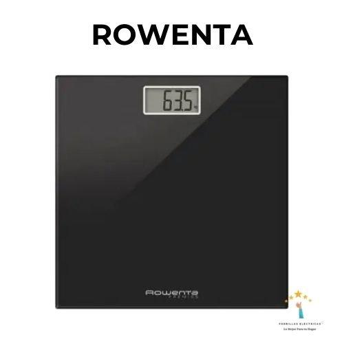3. Rowenta – Báscula buena y funcional