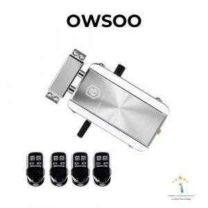 cerradura de seguridad owsoo