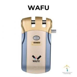 cerradura de seguridad wafu