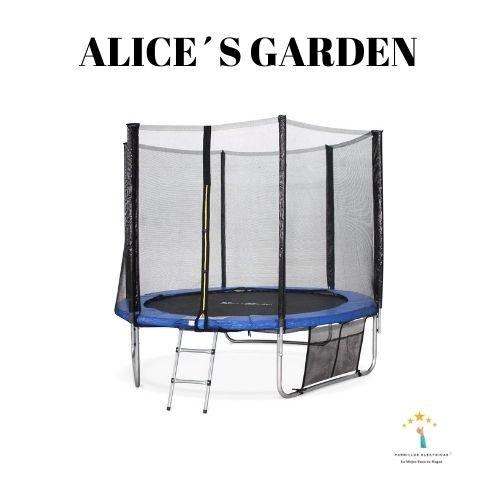 2. Alice's Garden - Cama elástica, Trampolín