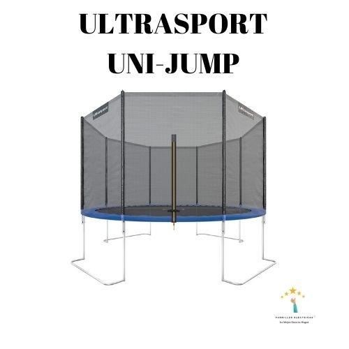 3. Ultrasport Uni-Jump cama elástica de jardín