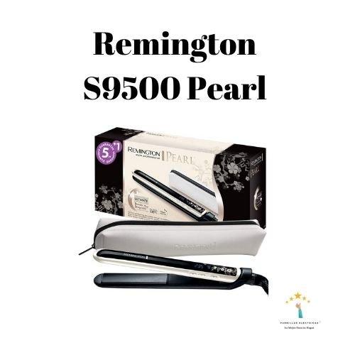 1. Remington S9500 Pearl - Plancha de Pelo