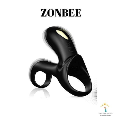 anillo vibrador zonbee