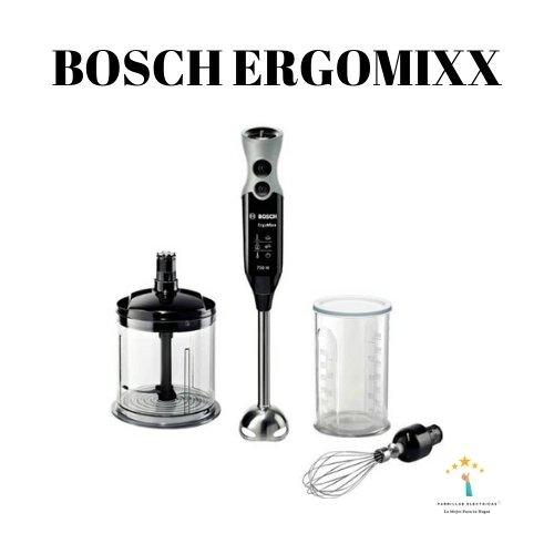 4. Bosch Ergo Mixx Batidora de Mano