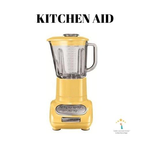 1. KitchenAid Artisan - Batidora de vaso amarillo