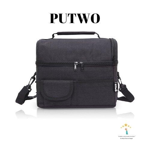 3. PuTwo bolsa Térmica Porta Alimentos 8L