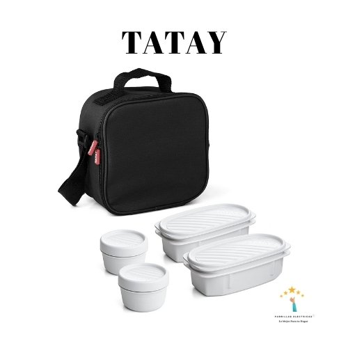 2. TATAY 1167500 Urban Food Casual  Bolsa térmica