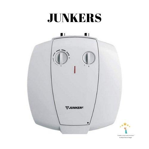 1. Junkers calentador de agua