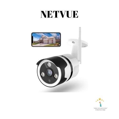 3. Cámara de vigilancia Netvue