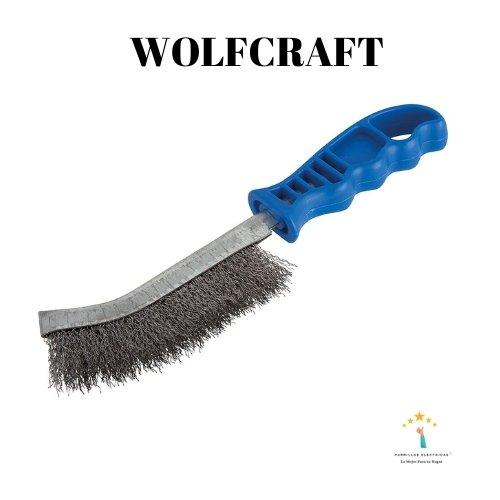 3. Cepillo de metal Wolfcraft