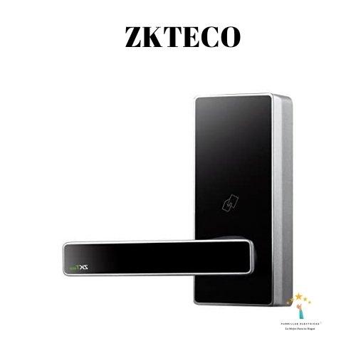 3. Cerradura inteligente Biométrica marca Zkteco