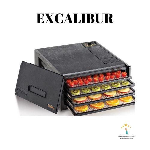 4. Deshidratador excalibur