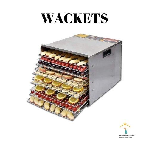 6.  Wakects - Deshidratador para alimentos